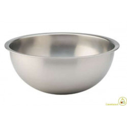 Bacinella in acciaio inox 18/10 cl 16 cl 75