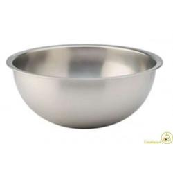 Bacinella in acciaio inox 18/10 cl 150 - cm 20