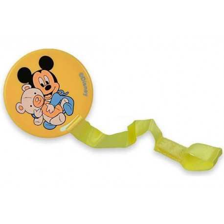 Clip Portaciuccio Topolino Disney