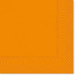 Tovaglioli 25x25 - 2 veli 100 pz Arancione