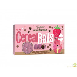Maxtris Cereal Balls Rosa