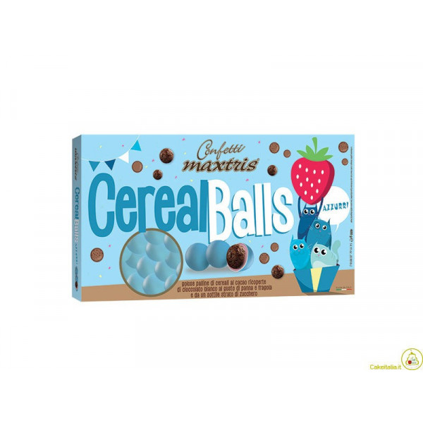 Maxtris Cereal Balls Azzurro
