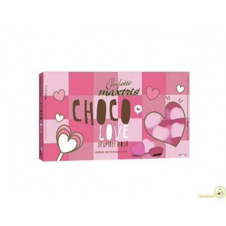Maxtris Choco Love Sfumati Rosa