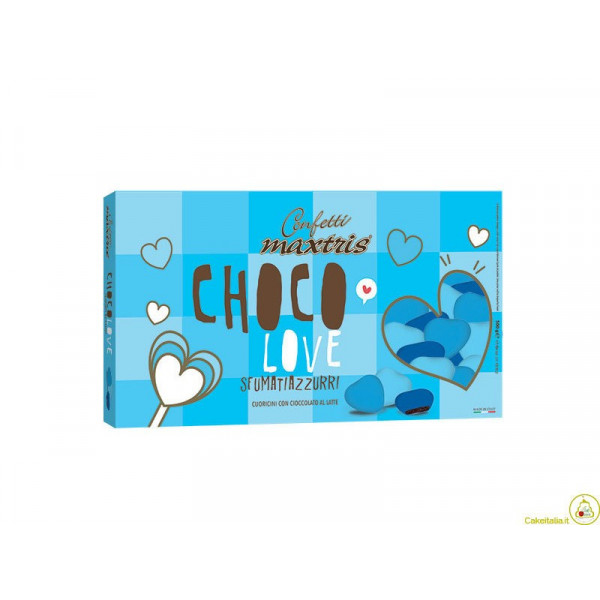 Maxtris Choco Love Sfumati Azzurro
