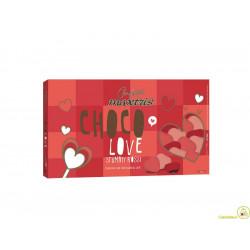Maxtris Choco Love Sfumati Rosso