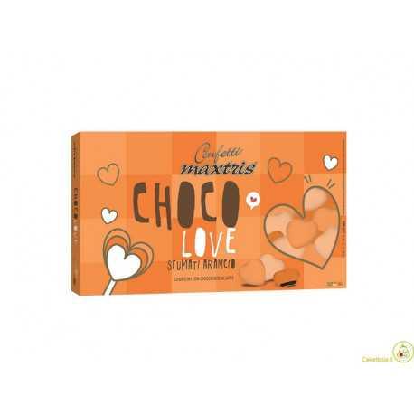 Maxtris Choco Love Sfumati Arancio