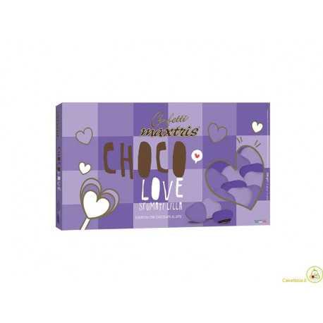 Maxtris Choco Love Sfumati Lilla