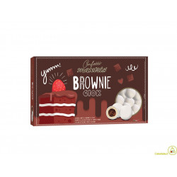 Maxtris Brownie Ciok Bianco