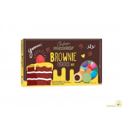 Maxtris Brownie Ciok Mix