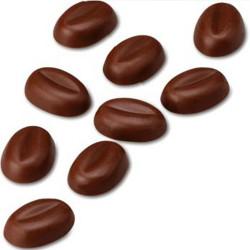 Chicchi di Caffè di Cioccolato Extra Fondente 100 g