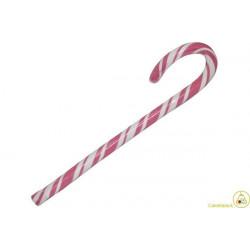 Lecca Lecca Candy Cane bianco rosa gr 14