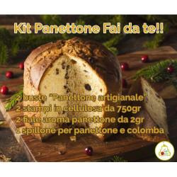 Kit Panettone fai da te!