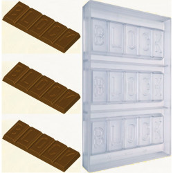 Stampo cioccolato tavoletta...
