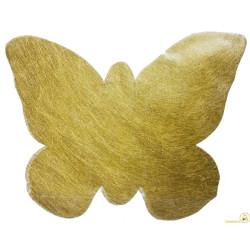 Tovaglietta natalizia oro farfalla pz 6