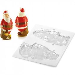Stampo Cioccolato Babbo Natale con regali