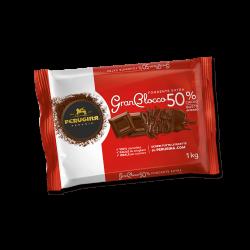 Granblocco Perugina Cioccolato Fondente 1kg 50%
