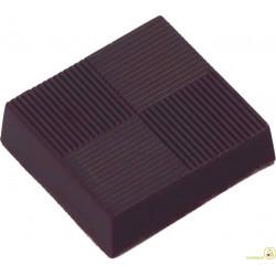 Cioccolatini Quadrati Extra Fondenti al 75% da 250 g