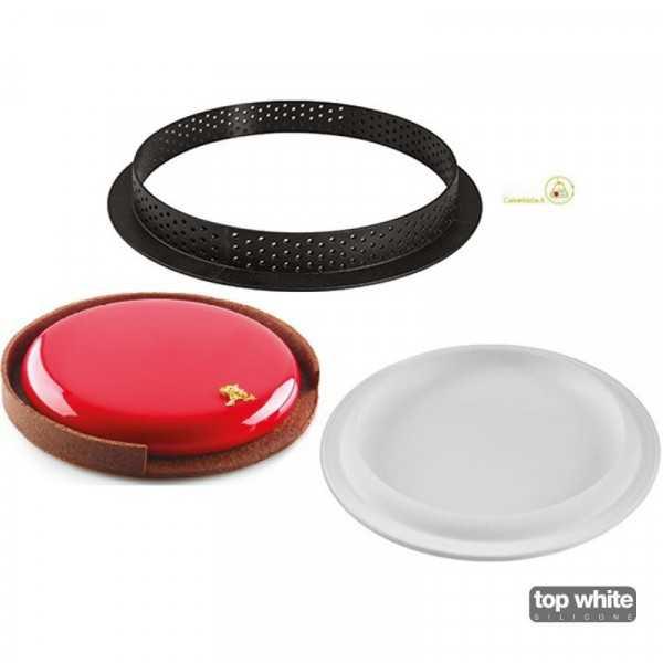 Kit Crostata o Torta ad Anello Tarte Ring da 19 cm