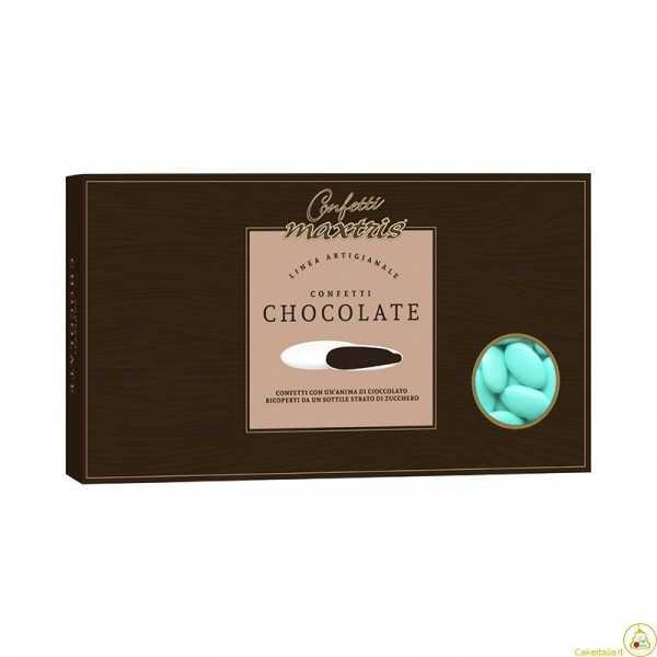Confetti al Cioccolato Verde Tiffany 1 Kg