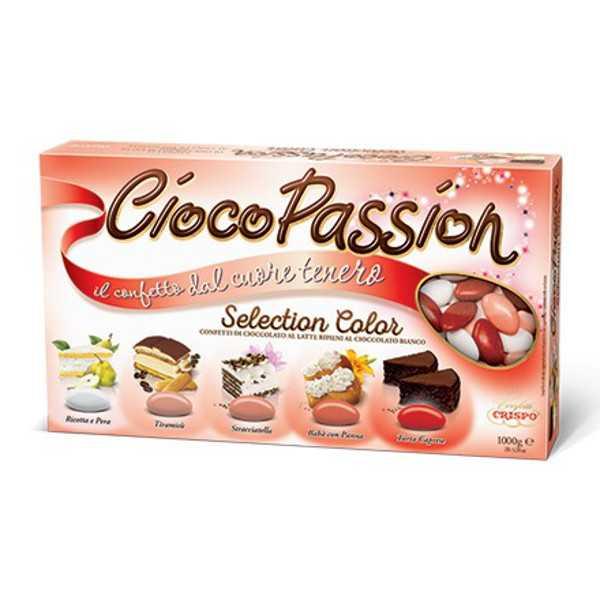 1 Kg Confetti Ciocopassion Selection Color Rossi