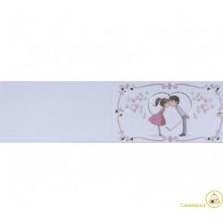 5 bigliettini per bomboniere stampabili Nozze Matrimonio Promessa Fidanzamento