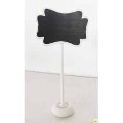 Lavagnetta segnaposto/segnagusto cm 6x13