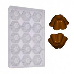 Stampo in Policarbonato per Cioccolatino Pirottino da 23 g