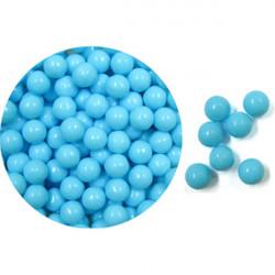 Perline di zucchero medie Celeste matto 500gr