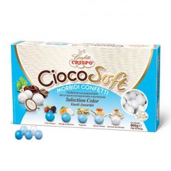 CiocoSoft Selection Color Celeste Crispo Confetti di Cioccolato Cremoso 900 g