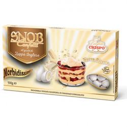 Confetti Snob Bianchi Gusto Zuppa Inglese Crispo 500 g