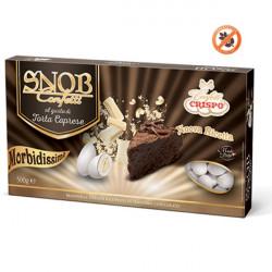500 g Confetti Snob Torta Caprese Cioco-mandorla Bianchi Crispo
