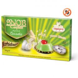 Confetti Snob Cassata Crispo Bianchi da 500 g