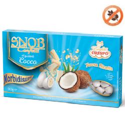 confetti snob ciocomandorla bianchi al gusto Cocco da 500 g Crispo