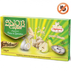 500 g Confetti Snob Pera e Zenzero