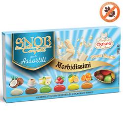 500 g Confetti Snob Frutta Gusti e Colori Assortiti