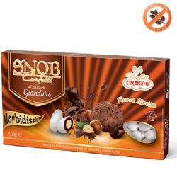 500 g Confetti Snob Gianduia Bianchi di Crispo