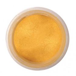 3 gr Colorante Oro Perlescente alimentare in polvere