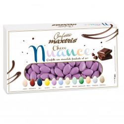 Confetti Lilla al Cioccolato Fondente 70% Maxtris