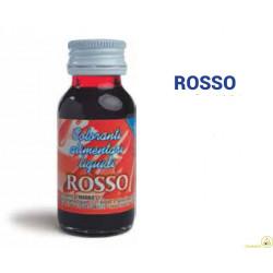 Colorante alimentare liquido Rosso gr 35