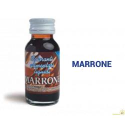 Colorante alimentare liquido Marrone gr 35