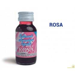 Colorante alimentare liquido Rosa gr 35