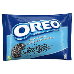 Oreo Cookie Crumbs o Crumbs Oreo o Crumble Oreo g 400 in confezione da 400 g.