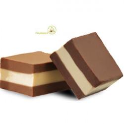 Cioccolatini cremino 3 gusti in confezione da 250 g