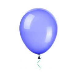 10 palloncini Blu diametro 23 cm