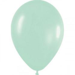 10 palloncini Verde Acqua diametro 23 cm