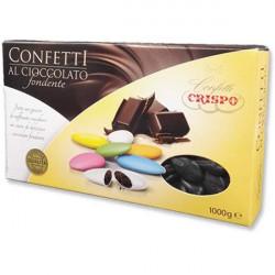Confetti Cioccolato Neri Crispo da 1 Kg