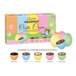 Ovette Confettate Cream Maxtris 1kg