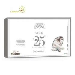 Confetti Maxtris Silver Luxury 500 g argento