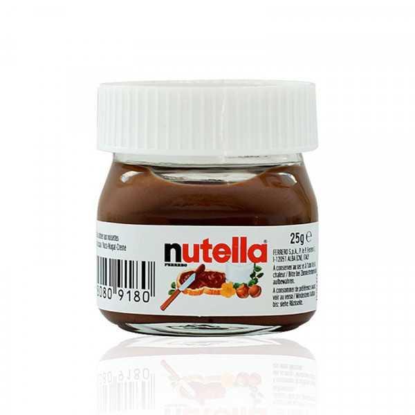 Barattolino Nutella Mignon 25 gr