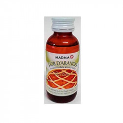 Aroma naturale per dolci fior d'arancio Madma da 60 cc